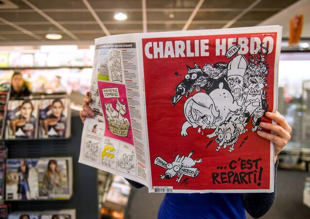 Un an après l'attaque, tirage à un million pour Charlie Hebdo