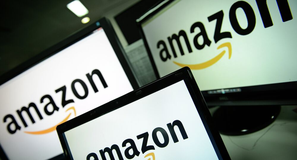 Amazon détourne l'hymne sans paroles de Pediga