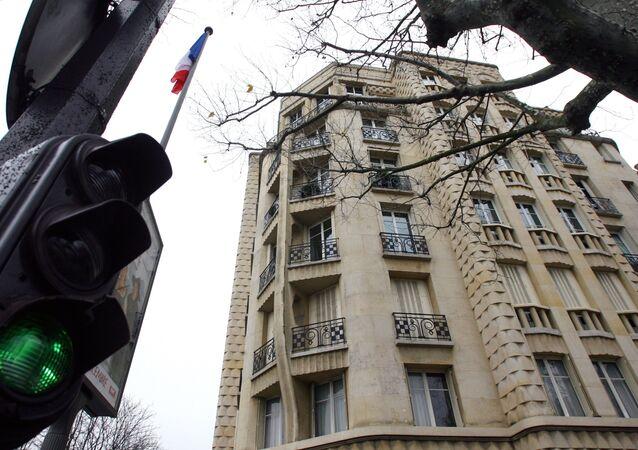 Quai d'Orsay, Paris