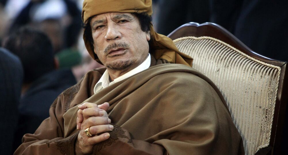 Et dire que Kadhafi avait raison…