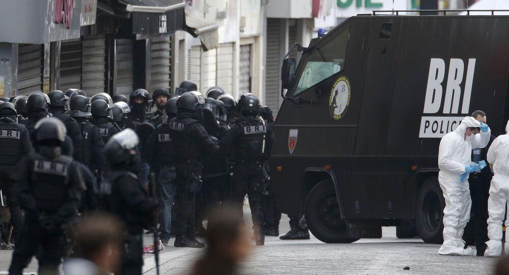 Attentats de Paris, novembre 2015