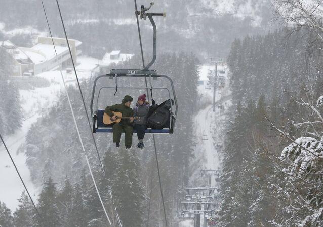 En France, les stations de ski mentent sur la longueur de leurs pistes
