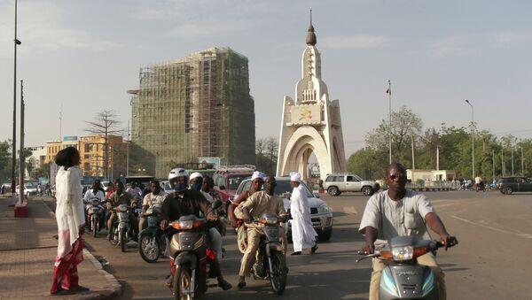 Mali's capital, Bamako - Sputnik France