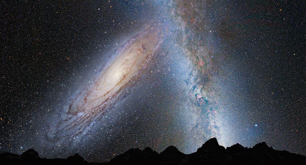 Une photo de Hubble