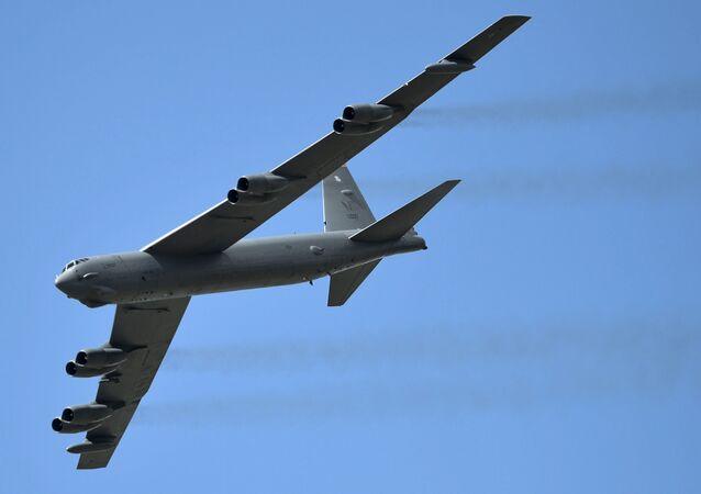 Un Boeing B-52 Stratofortress