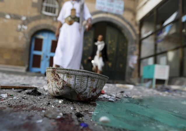 Yémen, Sanaa
