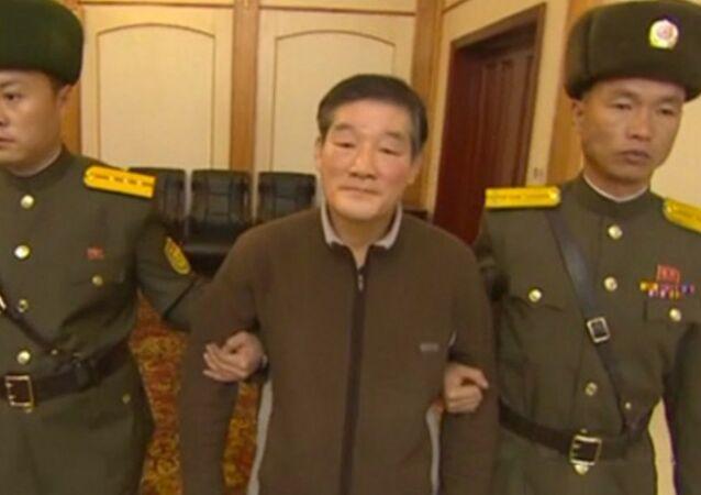 Un Américain soupçonné d'espionnage arrêté en Corée du Nord