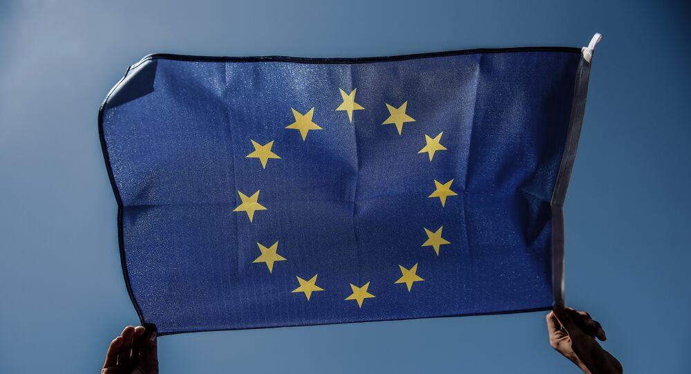drapeau européenne