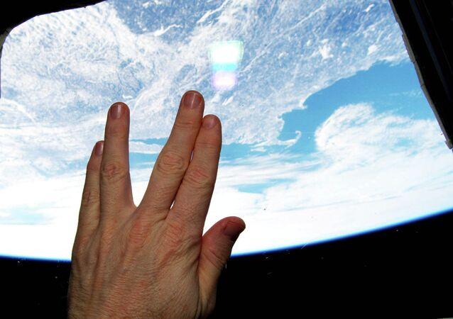 NASA astronayut Terry Wirtz