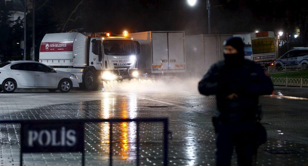 Attentat d'Istanbul: 59 personnes interpellées