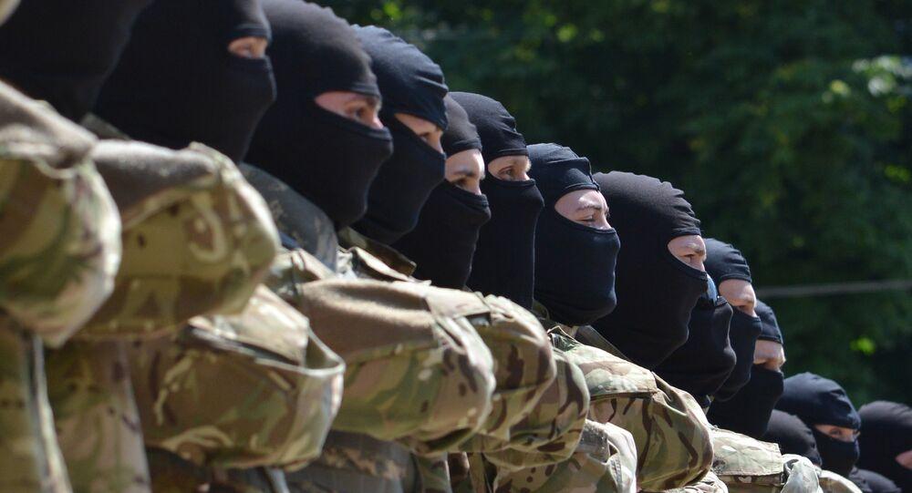 régiment ukrainien Azov