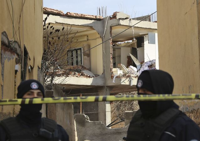 Attentat dans la province turque de Diyarbakır