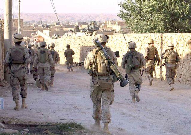 Commandos américains
