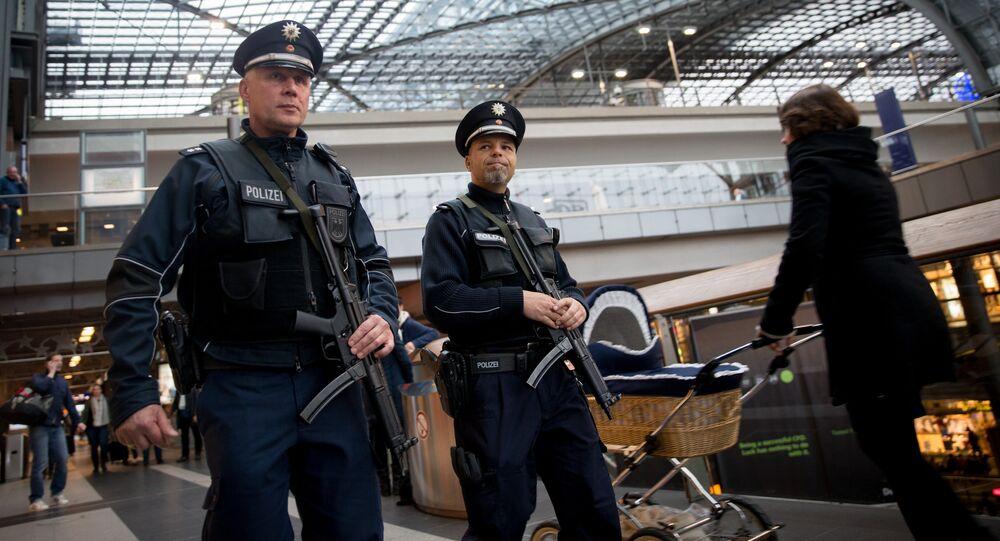 Le risque élevé d'attentats terroristes préoccupe l'Allemagne