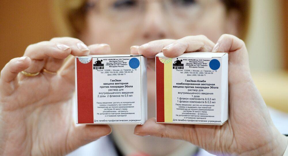 La Russie en première ligne contre le virus Ebola en Guinée