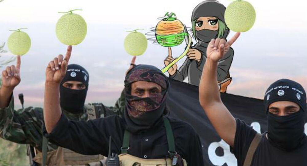 Une messagerie made in Daech