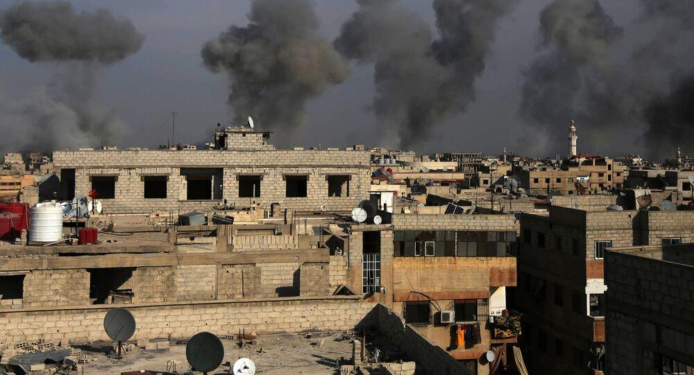 Douma, Syrie