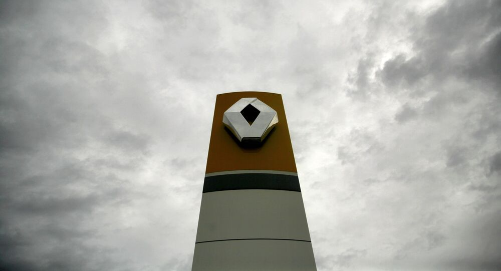 Renault, logo
