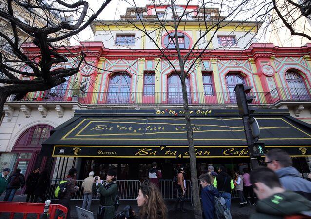 Le Bataclan rouvrira ses portes en novembre