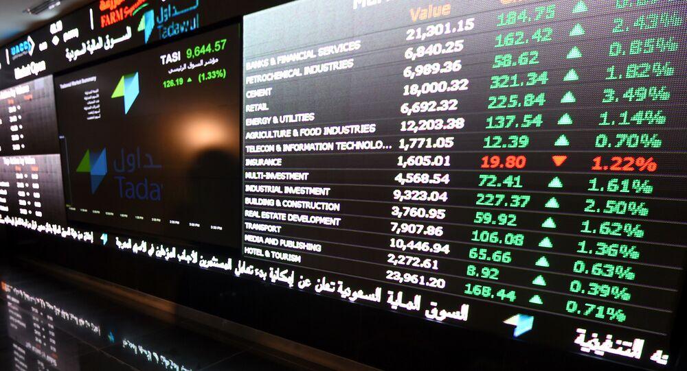 Bourse saoudienne
