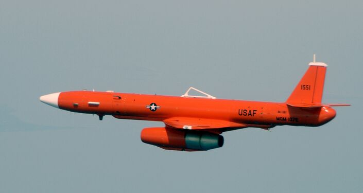 Drone américain MQM-107E