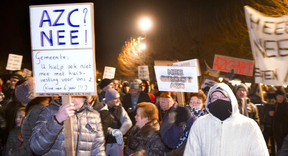 Pays-Bas: nouvelle manifestation