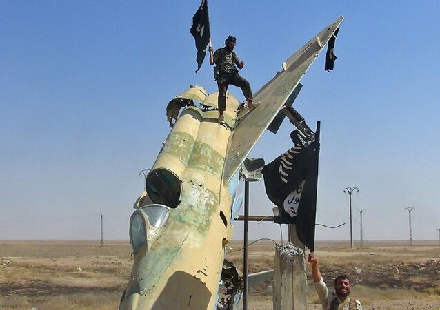 Daech abat un hélicoptère de l'armée irakienne