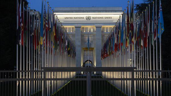 l'Onu, à Genève, - Sputnik France