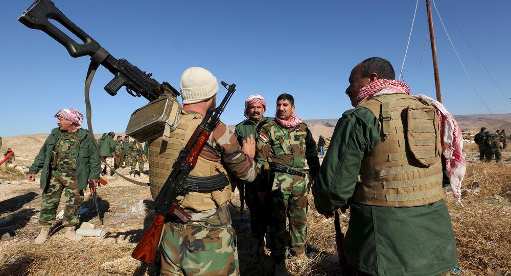 Les Peshmergas