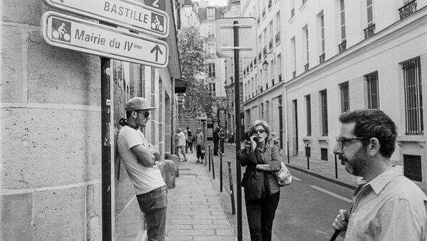 les rues de Paris - Sputnik France