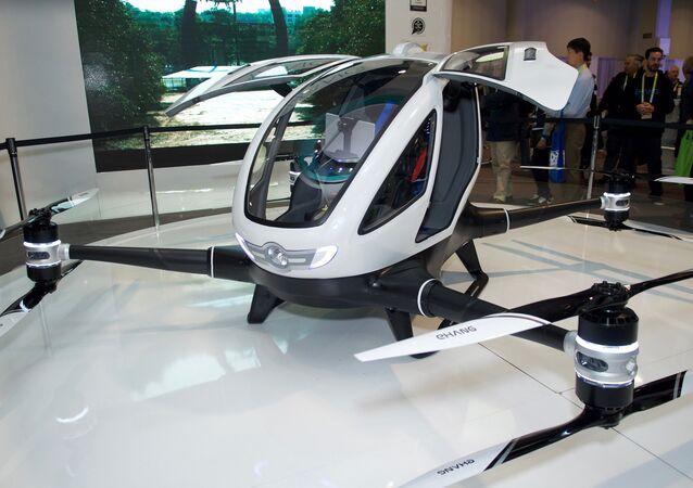 Le drone habitable chinois Ehang 184
