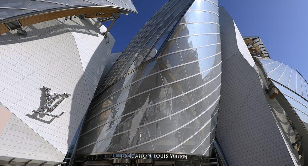 Centre d'exposition de la Fondation Louis Vuitton à Paris