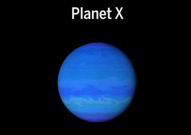 La planète naine Pluton vue par New Horizons