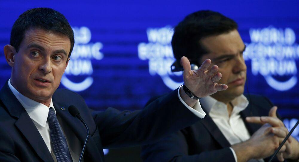 French Prime Minister Manuels Valls