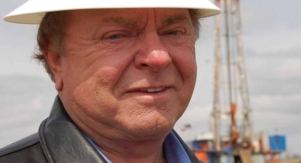 Harold Hamm
