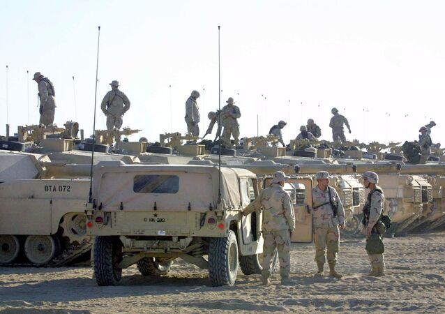 Les USA déploient discrètement des troupes terrestres au Yémen