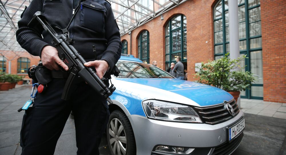 Police aux Pays-Bas
