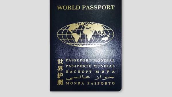Passeport mondial - Sputnik France