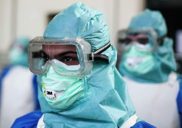 La Russie lutte contre Ebola en Guinée