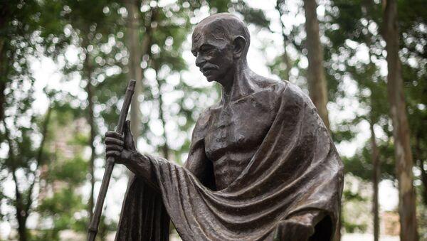 une statue de Mohandas Gandhi - Sputnik France