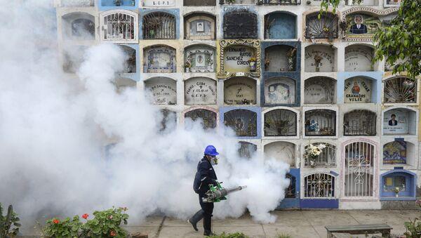 Zika: l'OMS décrète une urgence de santé publique de portée mondiale - Sputnik France