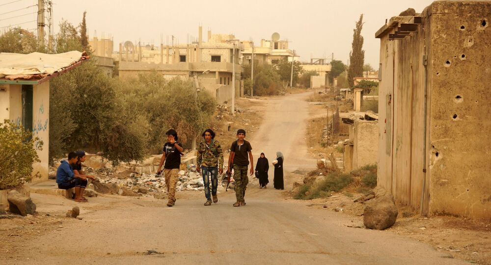 Les USA saluent le cessez-le-feu au sud de la Syrie et appellent l'opposition à y adhérer