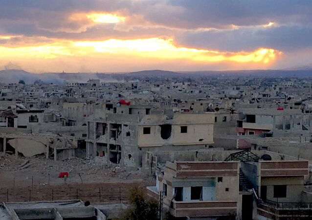 La province de Deraa