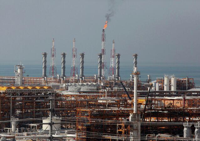 Le gisement iranien South Pars