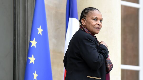 Christiane Taubira - Sputnik France