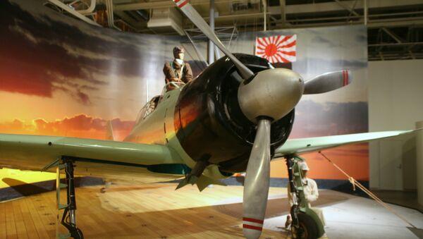 Mitsubishi A6M Zero - Sputnik France