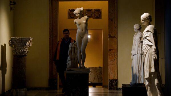 le musée du Capitole à Rome - Sputnik France