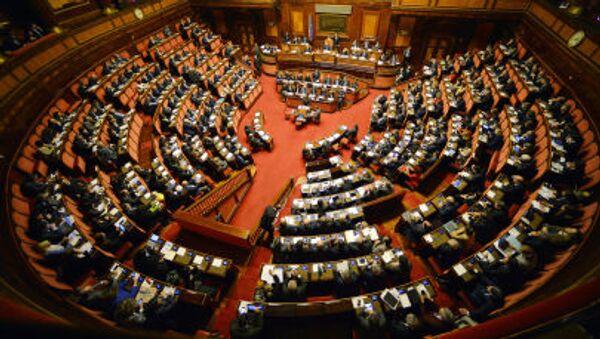 Le Sénat italien - Sputnik France