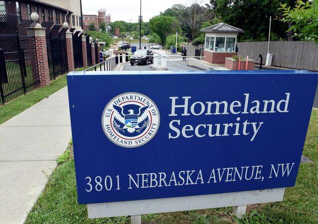 Département de sécurité intérieure aux USA