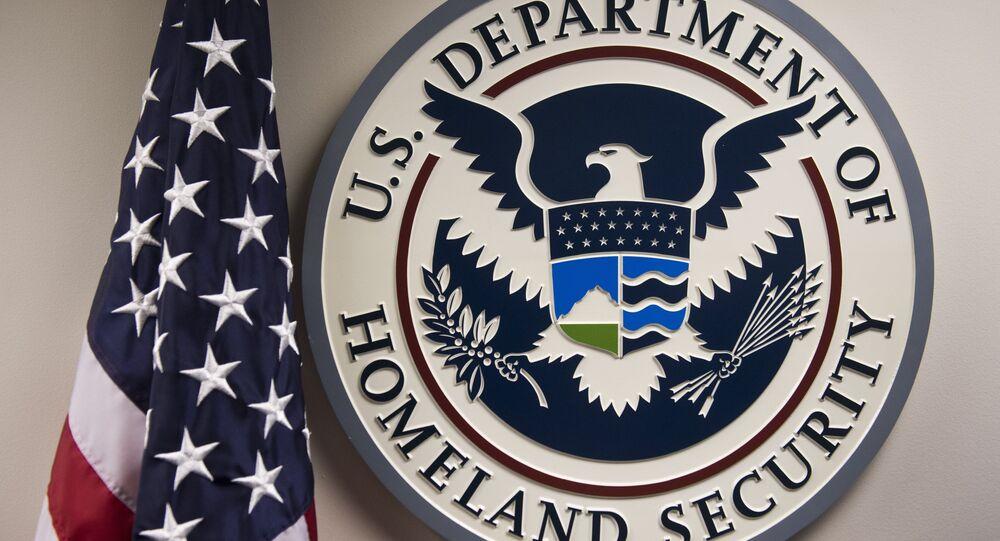 le département de la Sécurité intérieure des États-Unis